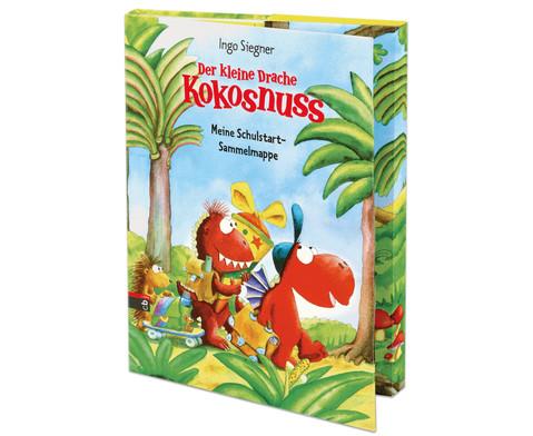 Der kleine Drache Kokosnuss - Schulstarter Set-1