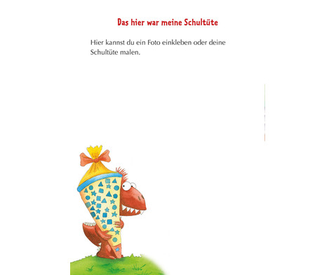 Der kleine Drache Kokosnuss - Schulstarter Set-3