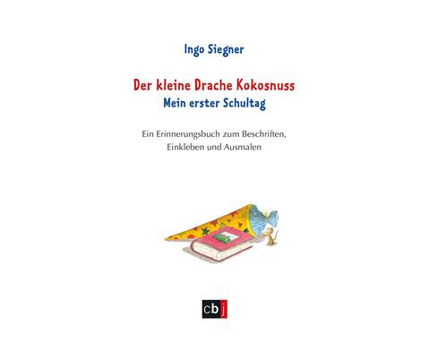 Der kleine Drache Kokosnuss - Schulstarter-Set-5