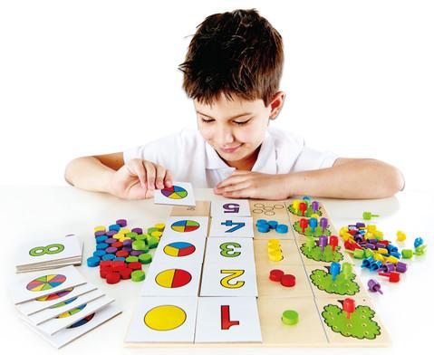 Lernspiel Zahlen und Mengen-2