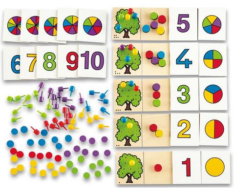 Lernspiel Zahlen und Mengen-3