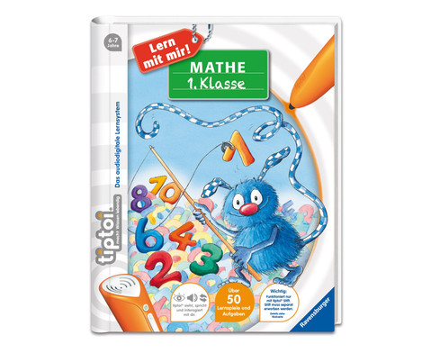 tiptoi Mathe 1 Klasse-1