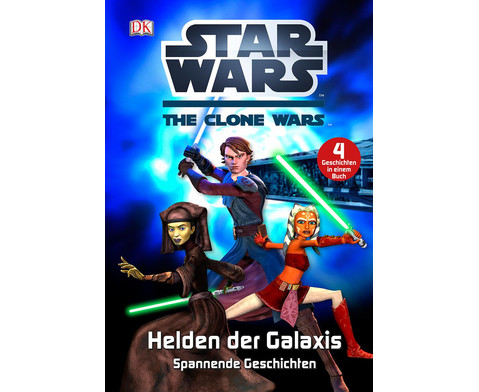 Star Wars The Clone Wars - Helden der Galaxis-1