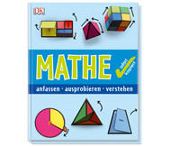 Buch: Mathe sofort kapiert, anfassen-ausprobieren-verstehen