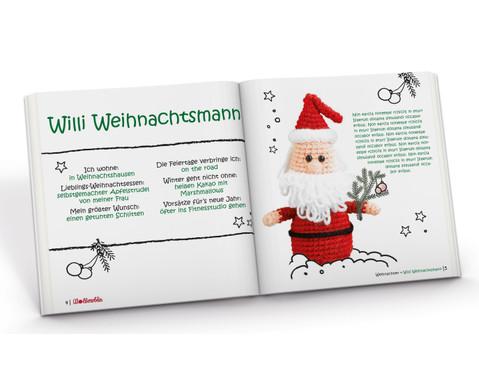 Wollowbies-Haekelminis feiern Weihnachten-3