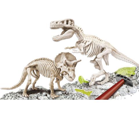 Dino Ausgrabungs-Set 2 Saurier-2