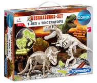Dino Ausgrabungsset, 2 Saurier