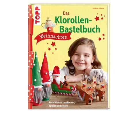 Das Klorollen-Bastelbuch Weihnachten-1