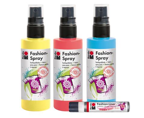 Marabu Fashion Spray Caribbean Dreams