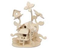 3D Puzzle Feenhaus