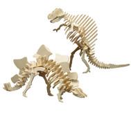 Dino Bausatz, Ouranosaurus & Stegosaurus