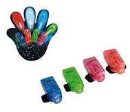 Finger-LED-Leuchten, 4er-Set