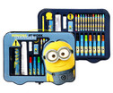 Minions Malkoffer 43-teilig-1