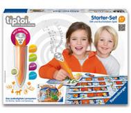tiptoi® Starter-Set – Schatzsuche in der Buchstabenburg
