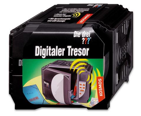 Die drei  - Digitaler Tresor-2