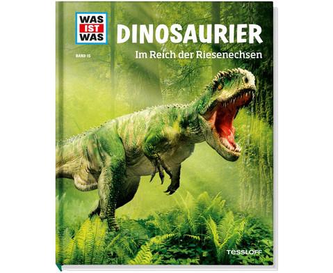 Was ist Was - Dinosaurier-1