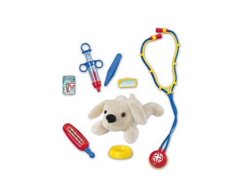 Tierarztkoffer mit Hund-2