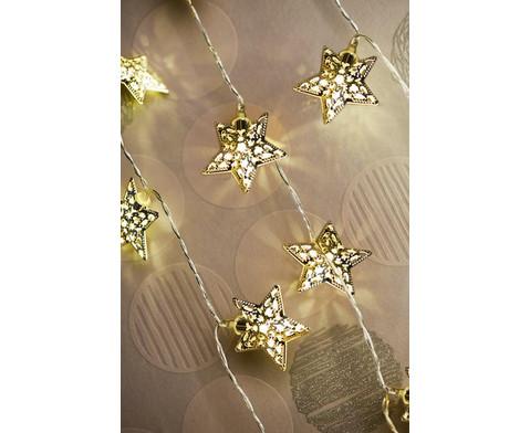 Lichterkette Sterne-2
