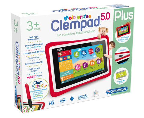 Clem Pad HD plus-2