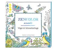 Zencolor - Vögel und Schmetterlinge