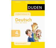DUDEN Einfach Klasse in Deutsch 4