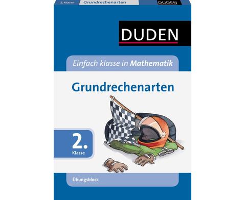 Duden Mathematik UEbungsblock - Grundrechenarten-1