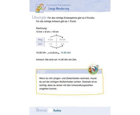 Duden Mathematik UEbungsblock - Textaufgaben 4 Klasse-2