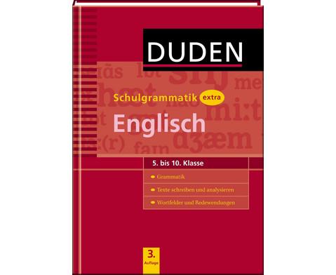 Schulgrammatik  Englisch-1