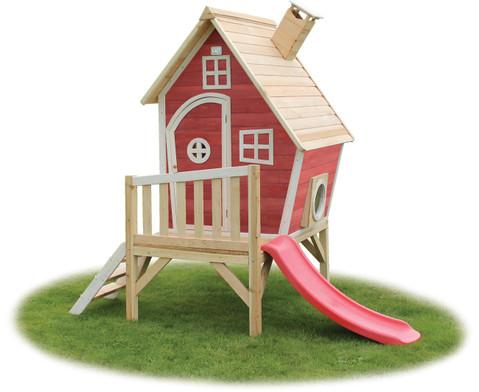 Spielhaus Fantasie mit Stelzen-1