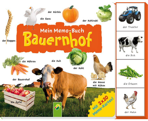 Mein Memo-Buch Bauernhof-1