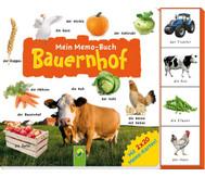 Mein Memo-Buch: Bauernhof