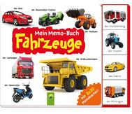 Mein Memo-Buch: Fahrzeuge