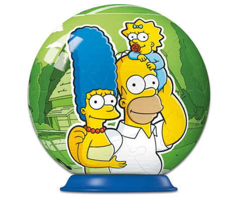 Simpsons Puzzleball-2