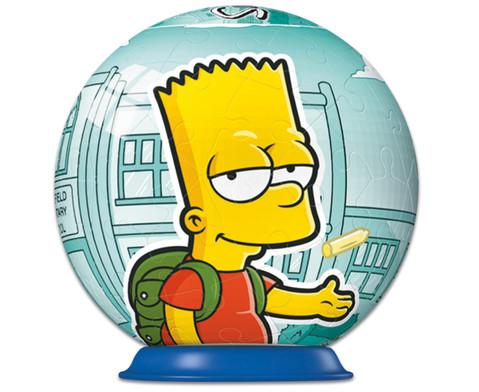 Simpsons Puzzleball-3