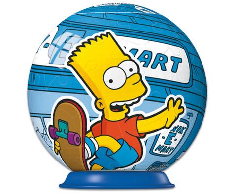 Simpsons Puzzleball-4