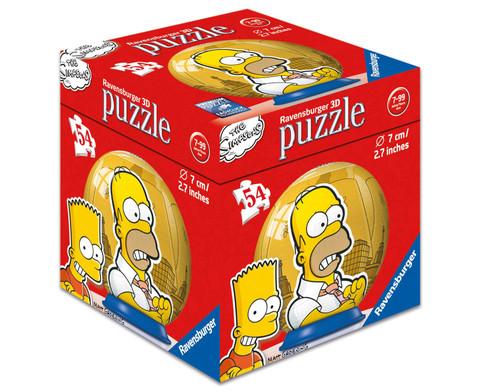 Simpsons Puzzleball-5