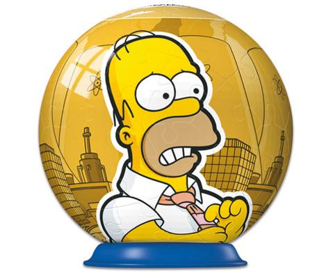 Simpsons Puzzleball-6