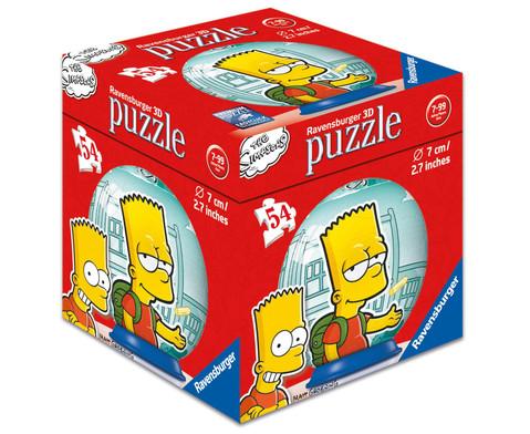 Simpsons Puzzleball-7