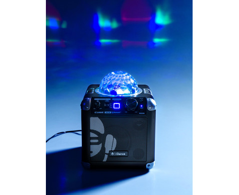 Soundbox Light Cube-5