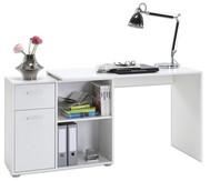 Schreibtisch-Kombi Mia, weiß