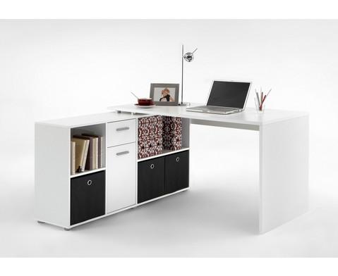 Schreibtisch- Kombi Max-11
