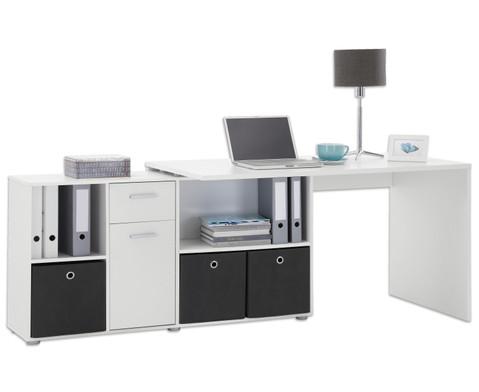 Schreibtisch- Kombi Max-12