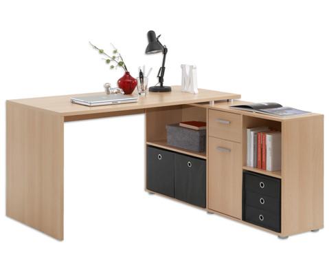 Schreibtisch- Kombi Max-6