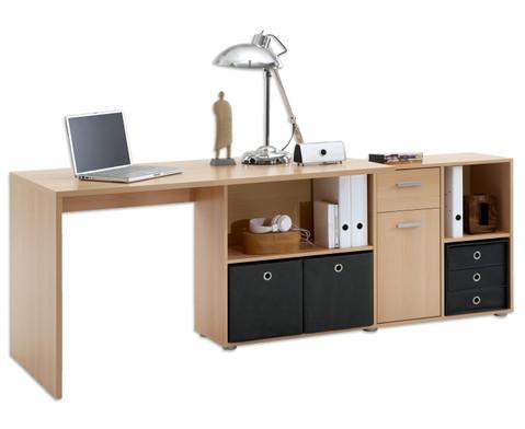 Schreibtisch- Kombi Max-7