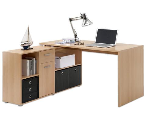 Schreibtisch- Kombi Max-8