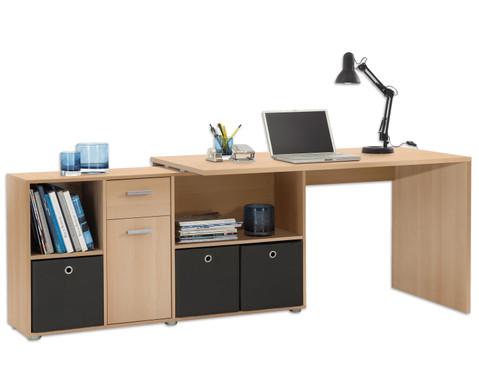Schreibtisch- Kombi Max-9