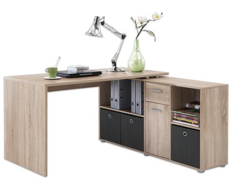 Schreibtisch- Kombi Max-2