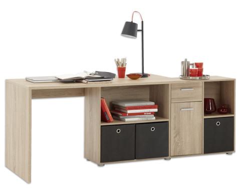 Schreibtisch- Kombi Max-3