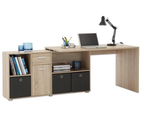 Schreibtisch- Kombi Max-4