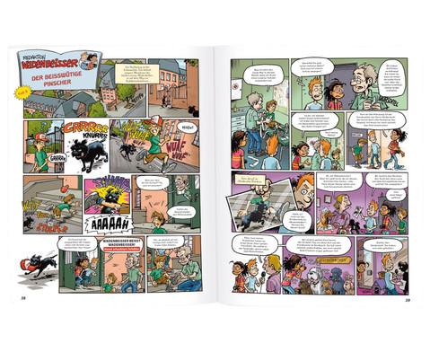 GEOlino Krimi-Comics Redaktion Wadenbeisser Band 1-2